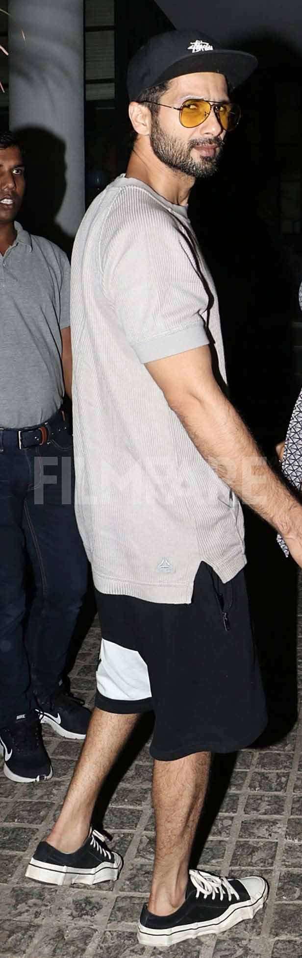 Shahid Kapoor and Mira Kapoor's romantic date night