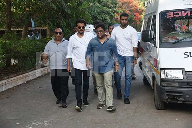 Anil Kapoor, Arjun Kapoor