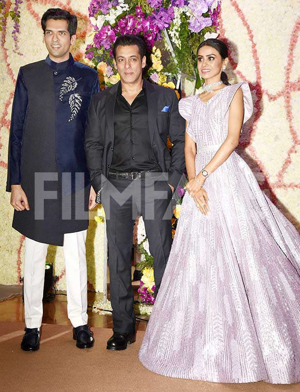 Salman Khan, Madhuri Dixit Nene, Sooraj Barjatya