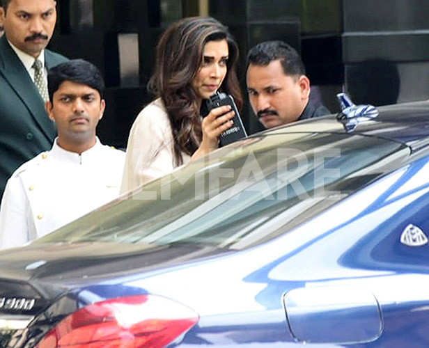Photos: Check out Deepika Padukone's off-duty look