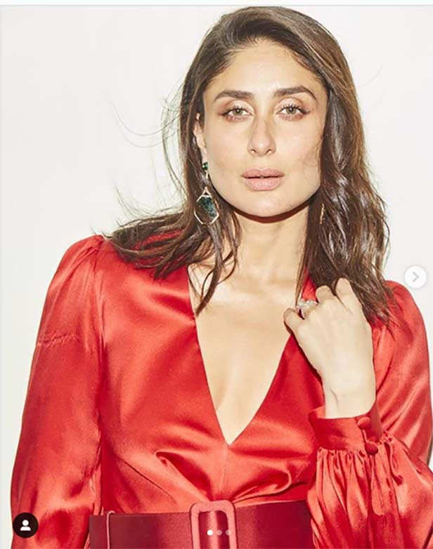 Photos: Kareena Kapoor Khan steals the show with her red hot look