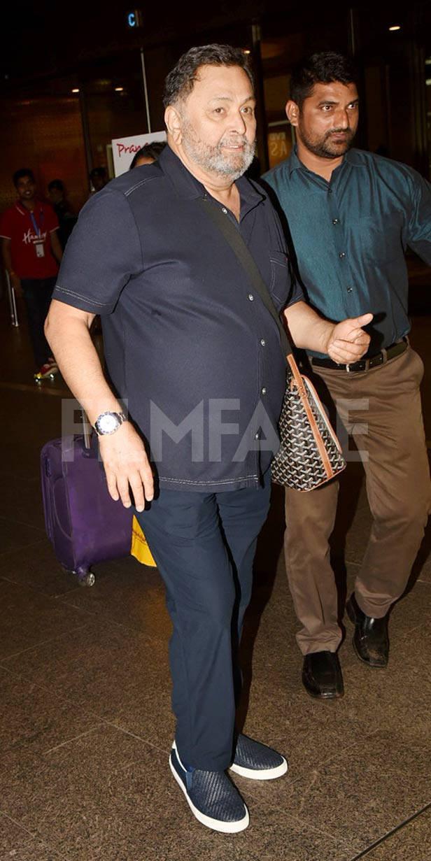 Rishi Kapoor, Neetu Kapoor