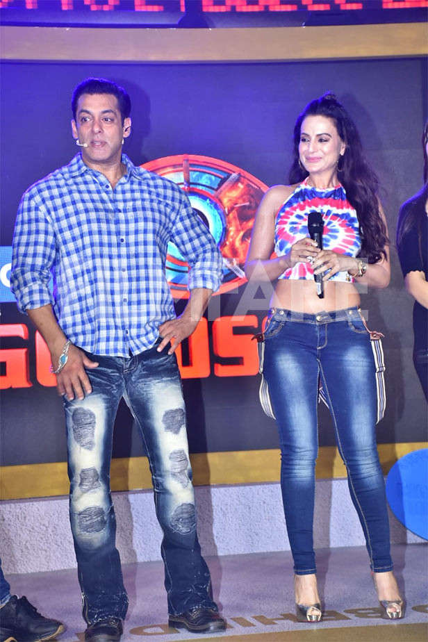 Salman Khan, Ameesha Patel