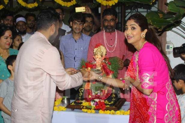 Shilpa Shetty Kundra, Raj Kundra