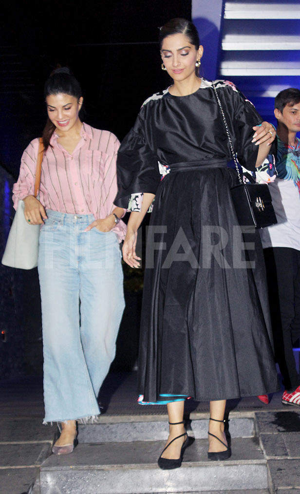 Jacqueline Fernandez, Sonam Kapoor Ahuja