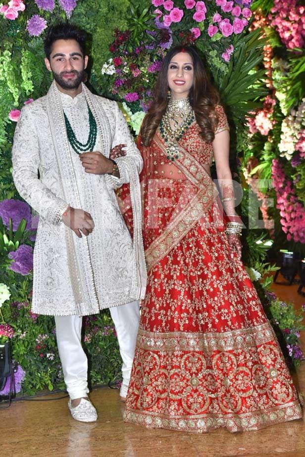 Armaan Jain, Anissa Malhotra