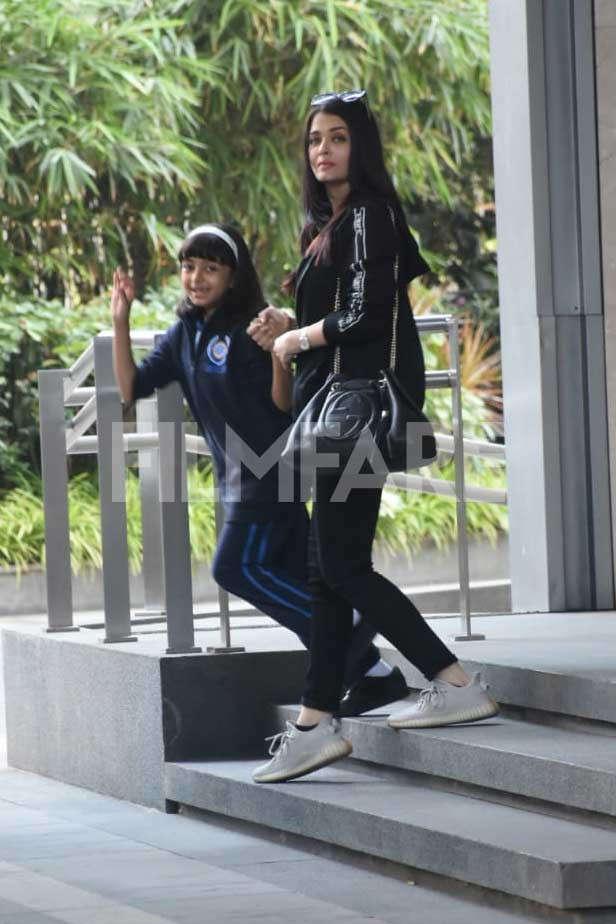 aradhya Bachchan, Aishwarya Rai Bachchan