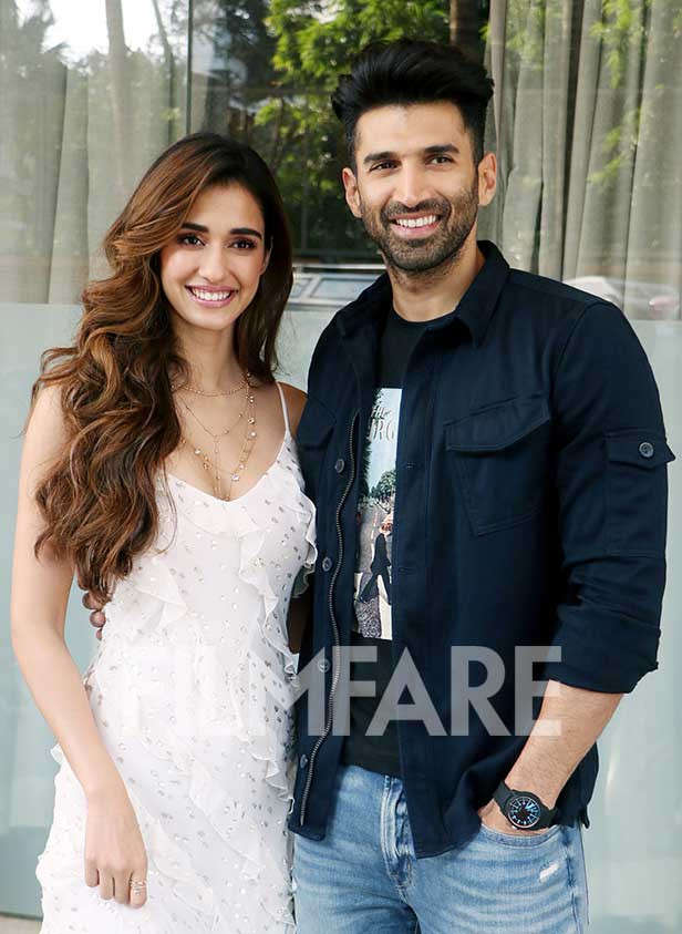 Disha Patani And Aditya Roy Kapur Promote Malang In Style Filmfare Com