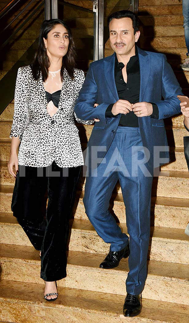 Kareena Kapoor Kha, Saif Ali Khan