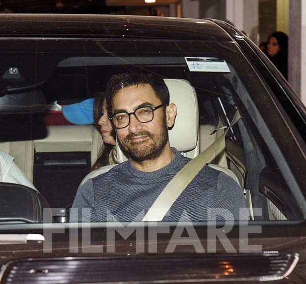 Aamir Khan, Urmila Matondkar