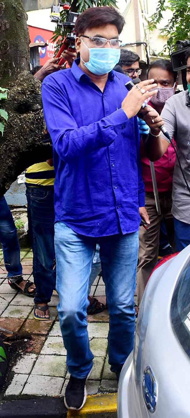 Bihar Police Official