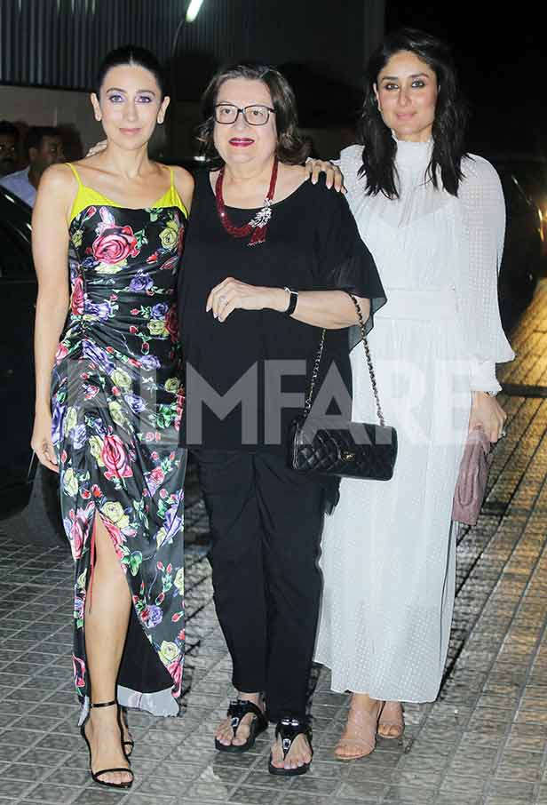 Karisma Kapoor, Babita Kapoor, Kareena Kapoor Khan