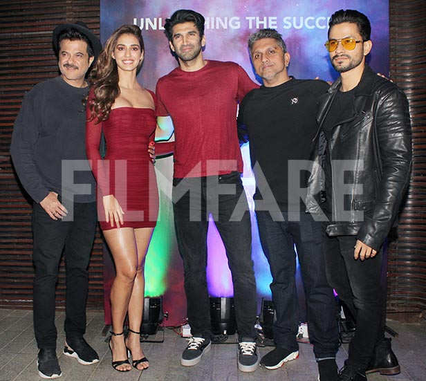 Photos The Cast Of Malang Grabs The Spotlight At The Success Bash Of The Film Filmfare Com