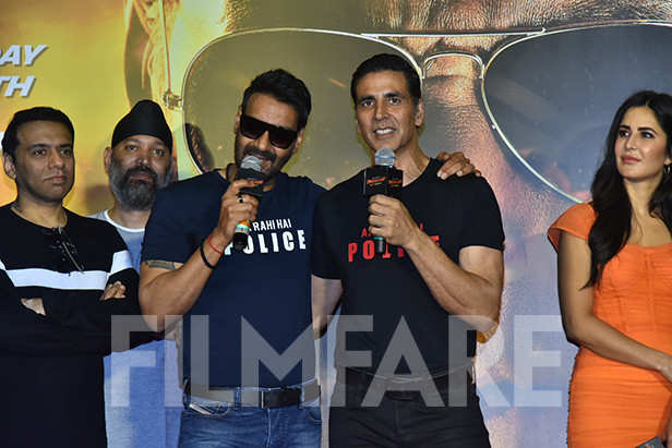 Ajay Devgn, Akshay Kumar, Ranveer Singh, Rohit Shetty