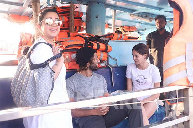 Puri Jagannadh, Ananya Panday