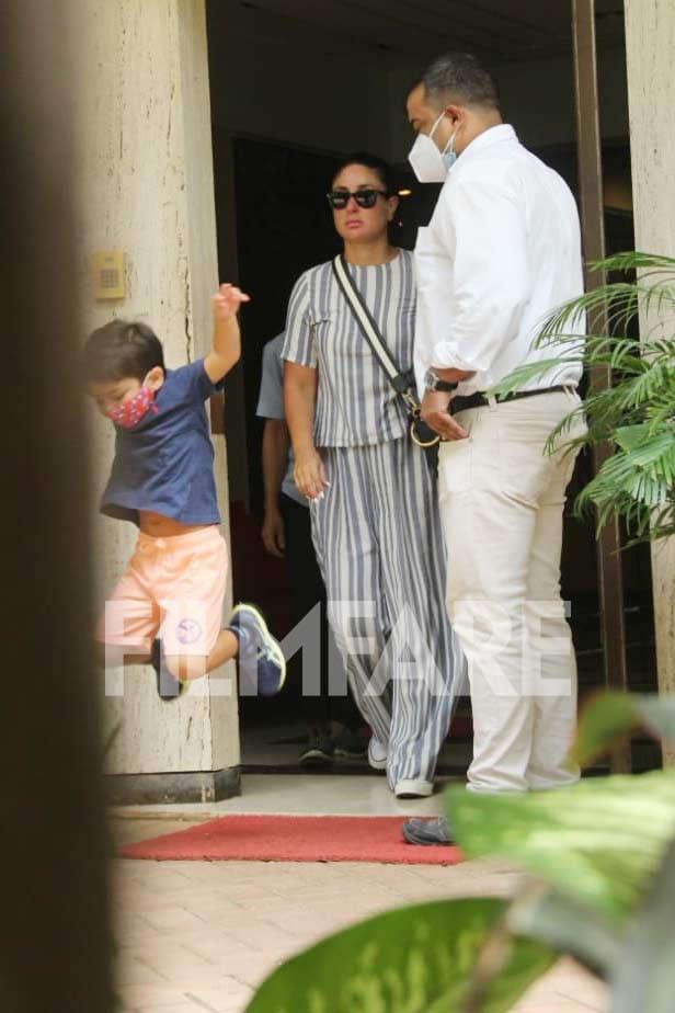 Taimur Ali Khan, Kareena Kapoor Khan