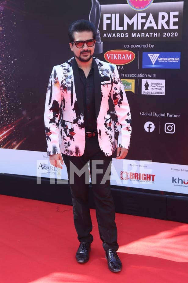 , Photos: Stars arrive at the Planet Marathi presents Filmfare Awards (Marathi), Indian & World Live Breaking News Coverage And Updates