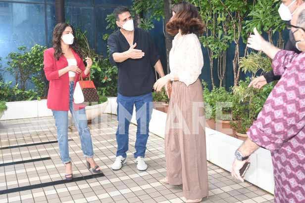 Nushrratt Bharuccha, Akshay Kumar, Jacqueline Fernandez