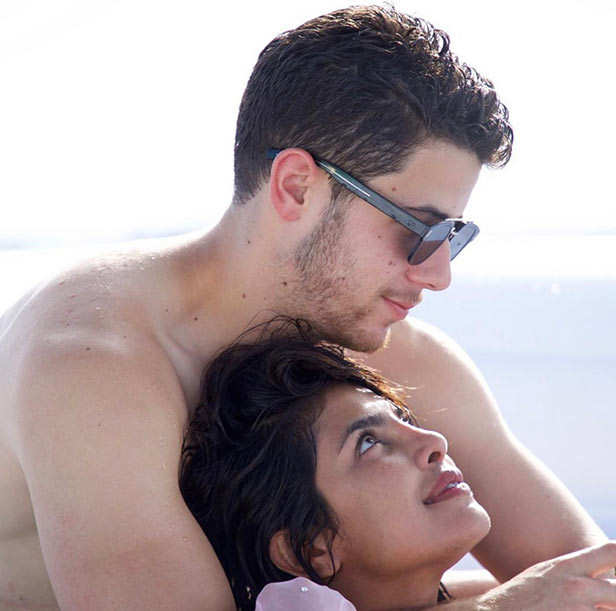 Priyanka Chopra Jonas, Nick Jonas