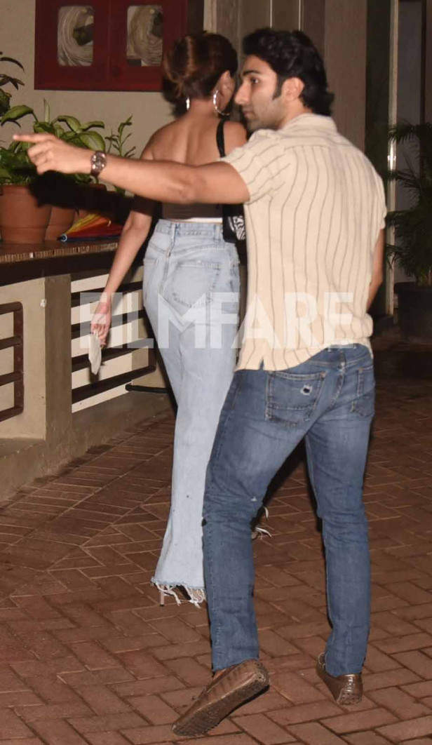 Tara Sutaria Aadar Jain