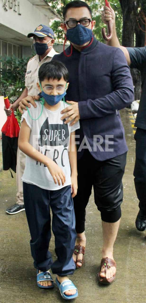 Azad Rao Khan, Aamir Khan
