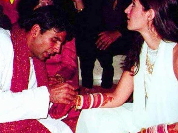 Twinkle Khanna, Akshay Kumar
