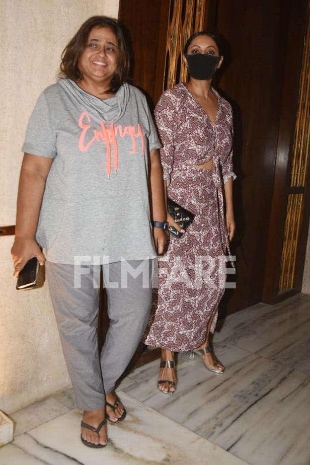 Gauri Khan, Kajal Anand