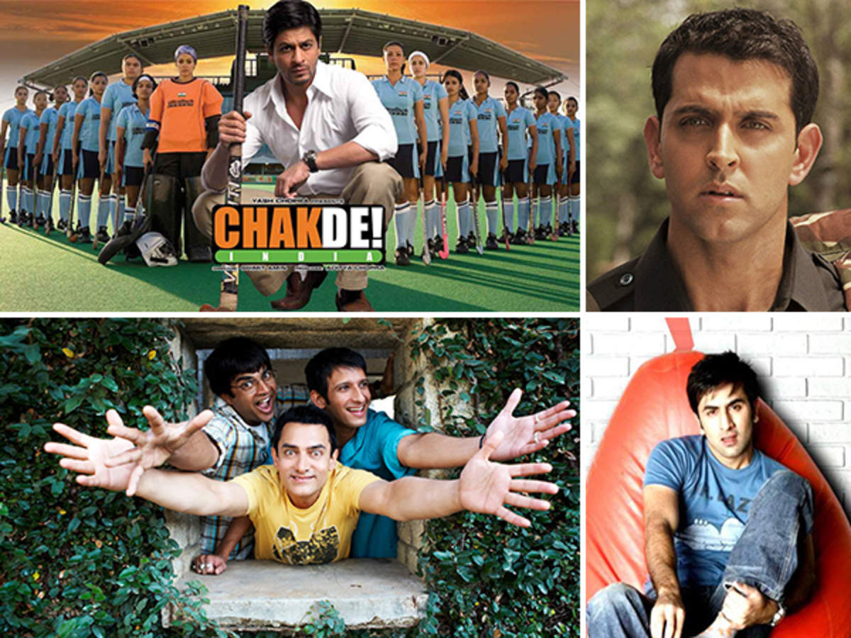 We list down 20 of the most inspirational movies of Bollywood ...
