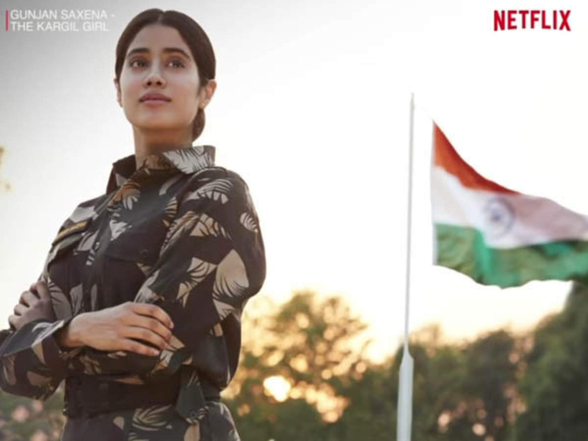 Janhvi Kapoor Shines In The Trailer Of Gunjan Saxena The Kargil Girl Filmfare Com