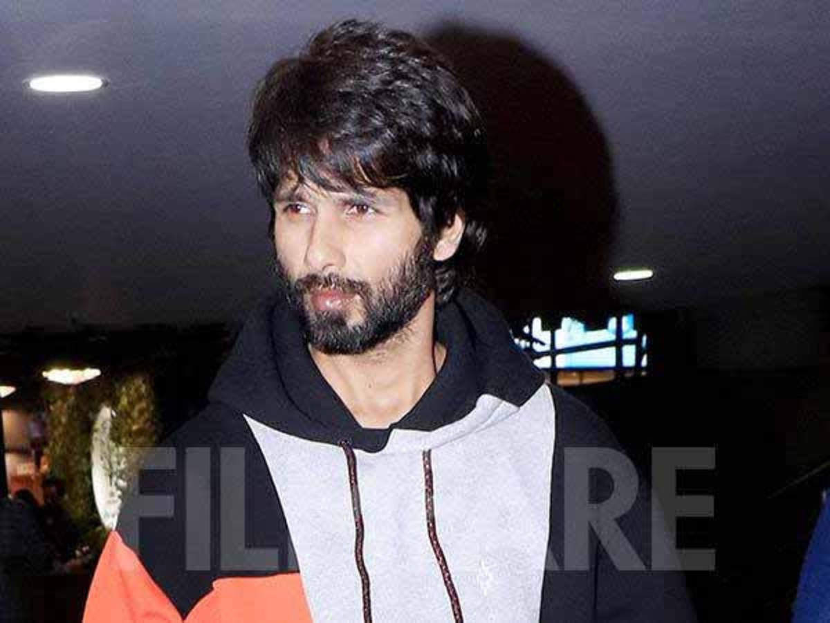 Shahid Kapoor Approached For Yet Another Hindi Remake Of A South Film Filmfare Com