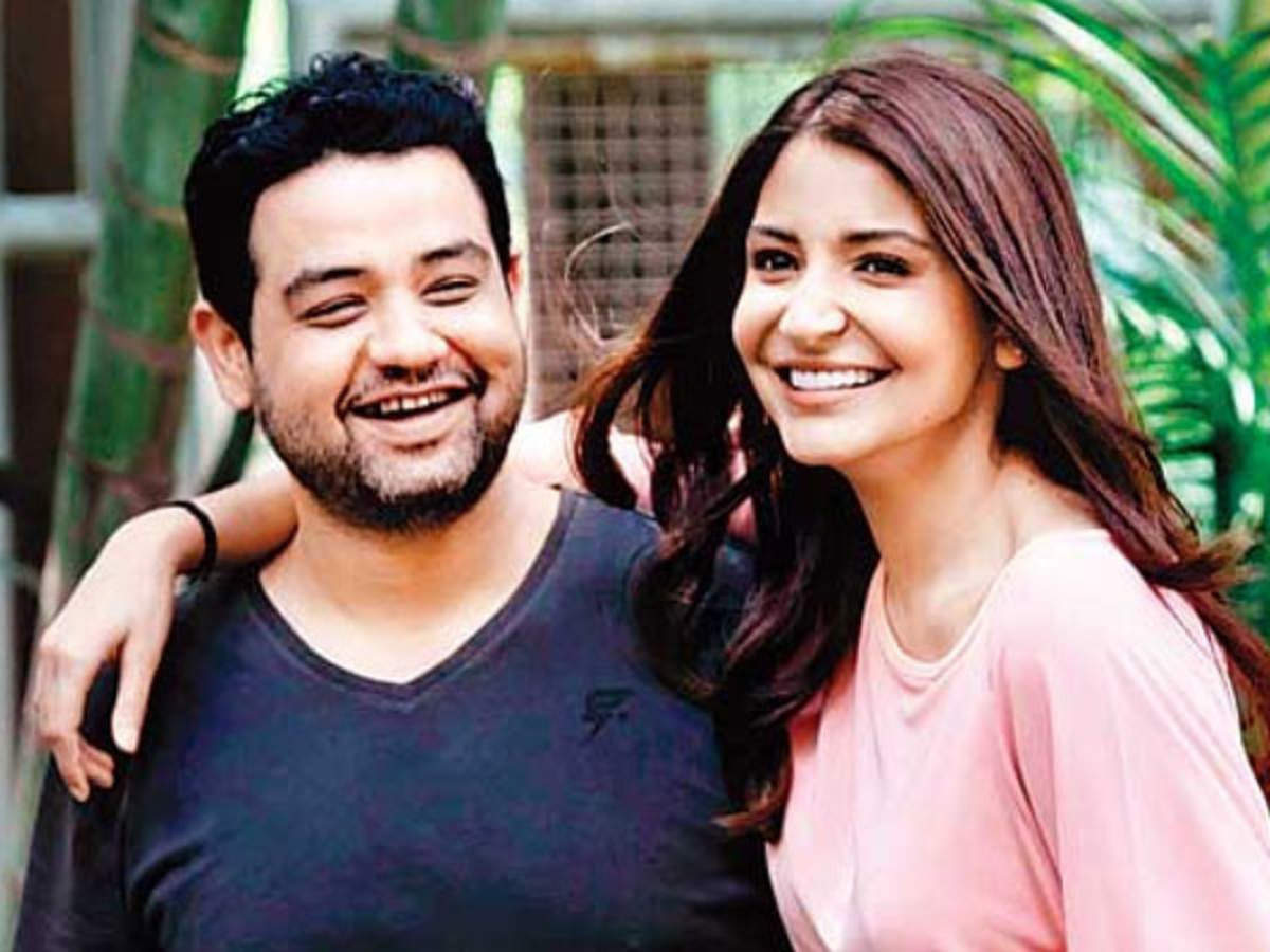 This throwback picture of Anushka Sharma and her brother is ...
