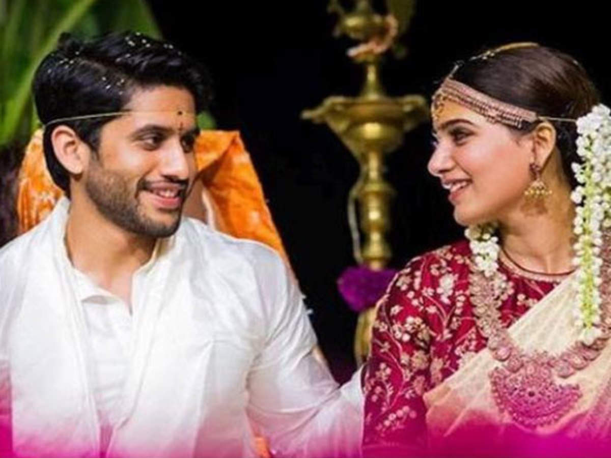 Naga Chaitanya trolls wife Samantha Akkineni's on social media | Filmfare.com