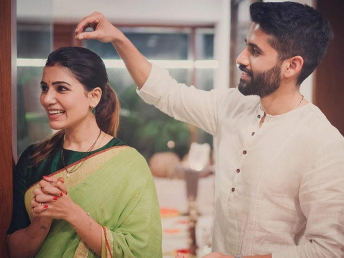 Samantha Akkineni Talks About Her Love Story With Husband Chaitanya |  Filmfare.com