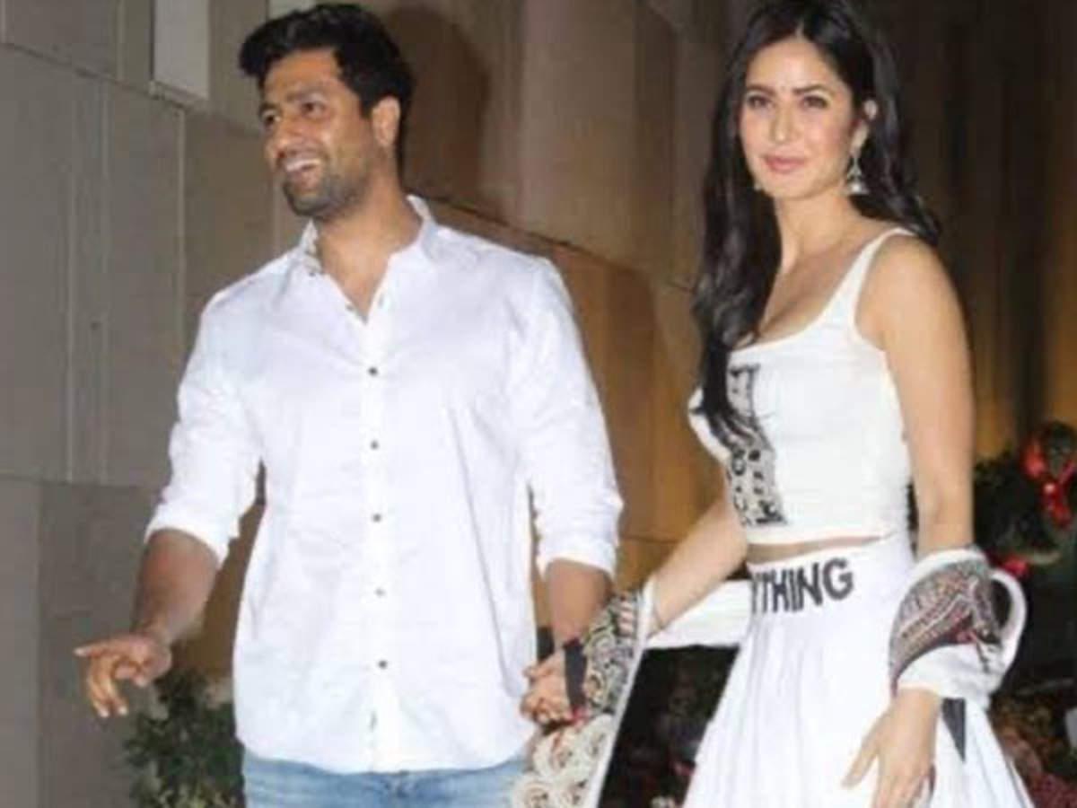 Harsh Varrdhan Kapoor confirms that Katrina Kaif and Vicky Kaushal are  dating | Filmfare.com